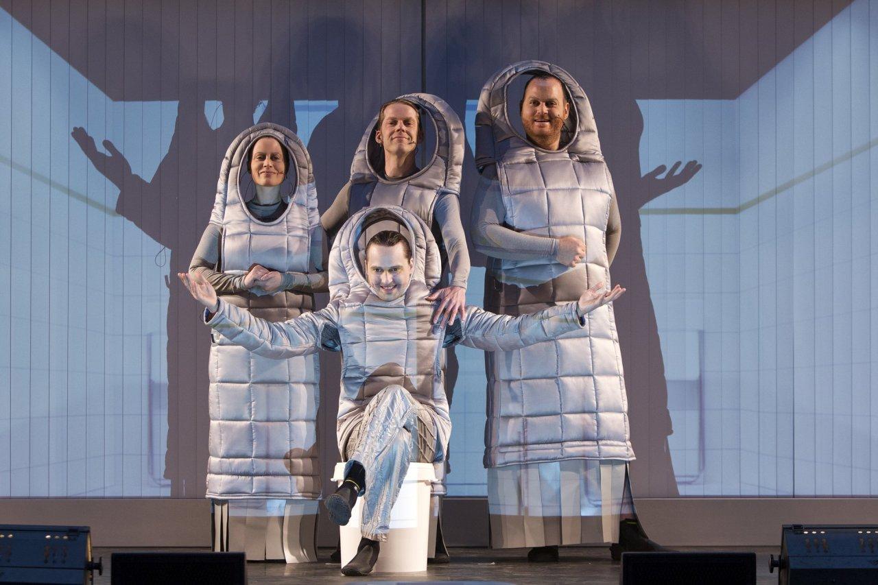 """Das Stück """"Post Nuclear Love"""" wurde 2016 mit dem GASAG-Opernpreis ausgezeichnet"""