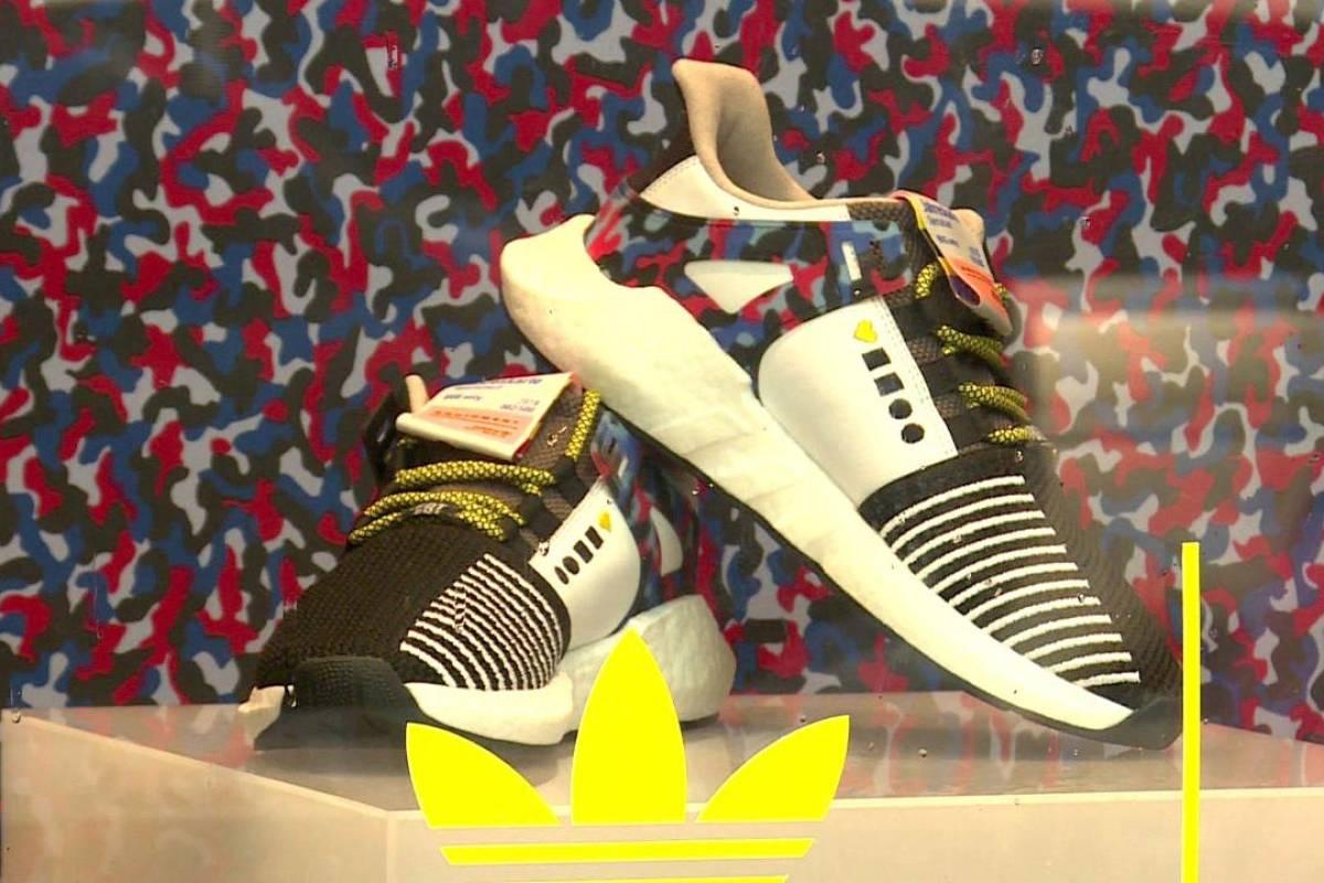 Sneaker als Berliner Jahreskarte: BVG fahren mit Adidas