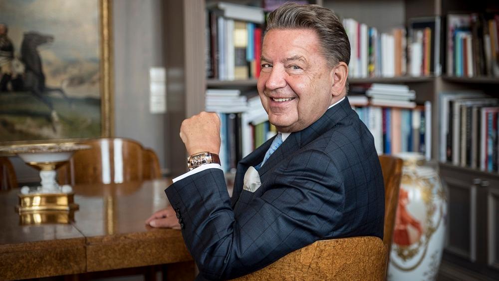 Jörg Woltmann, KPM