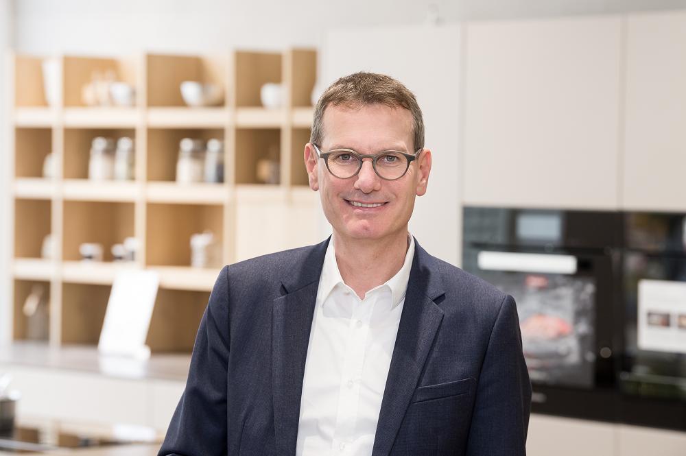 Marco Lettmann ist der Geschäftsführer von Primus Küchen und Hausgeräte