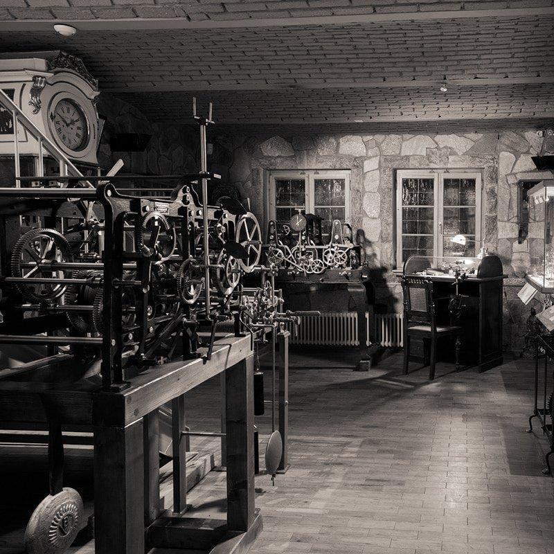 Das Uhrenmuseum zeigt Exponate aus 3000 Jahren zeitmesstechnischer Entwicklungsgeschichte.