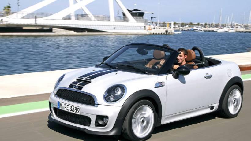 Das Ist Der Mini Roadster Themennt Berliner Morgenpost