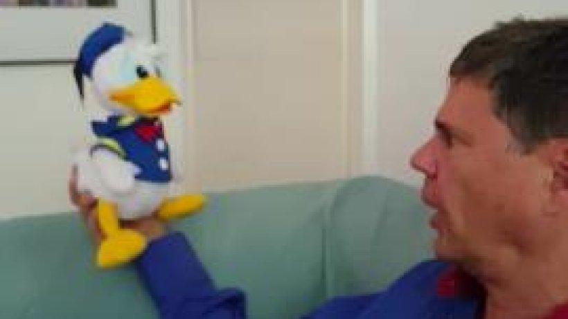 Donald Duck Stimme