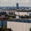 Die Wohnungsbaugesellschaft degewo und das Aktive Zentrum Marzahner Promenade Foto: Paul Zinken/dpa +++(c) dpa - Bildfunk+++