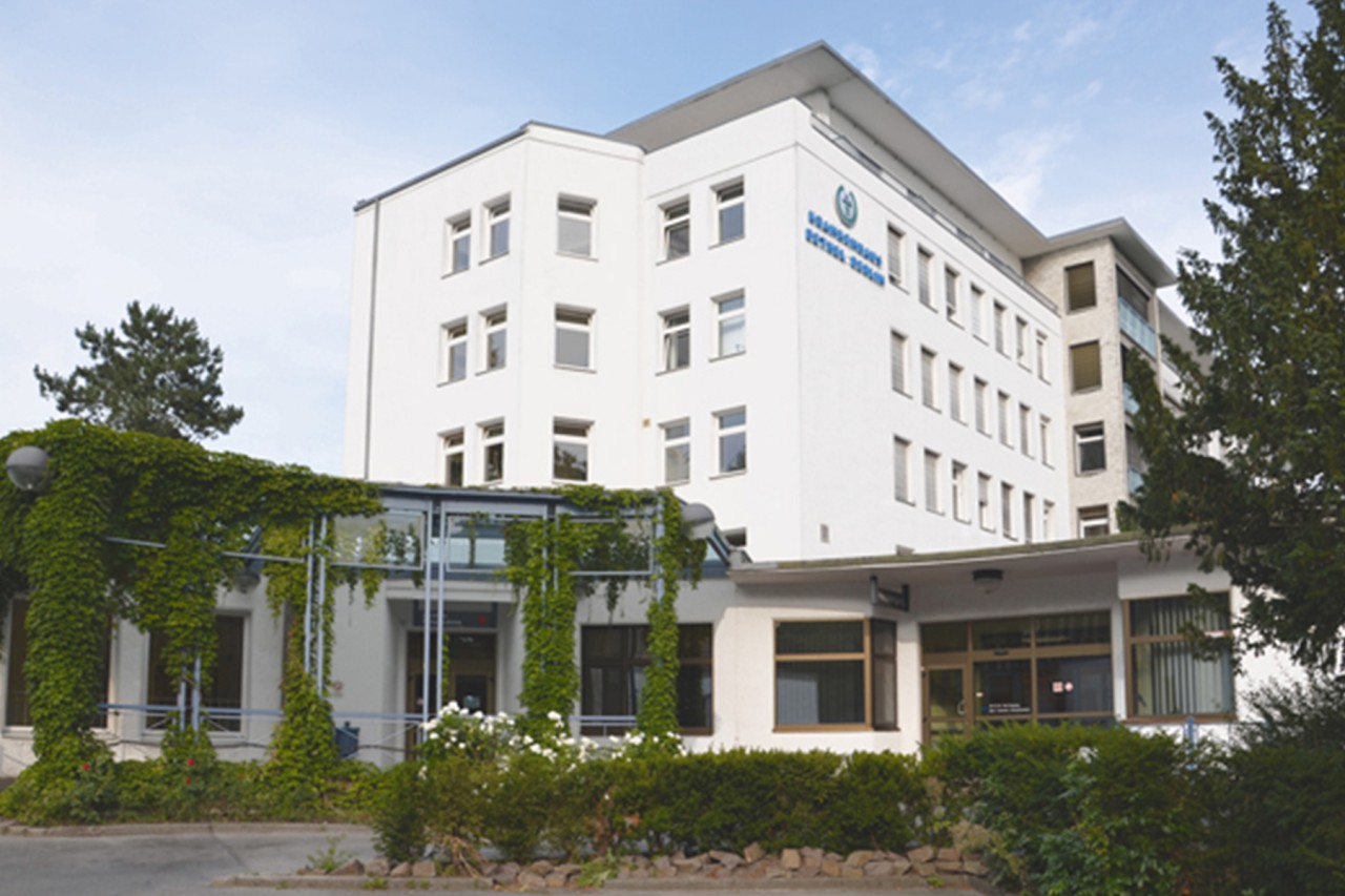 Das Bethel-Krankenhaus in Lichterfelde