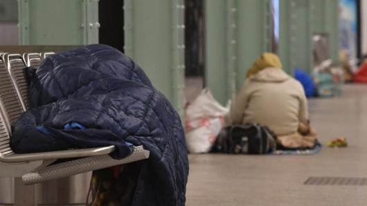 Die Zahl der Obdachlosen in Berlin steigt seit Jahren.