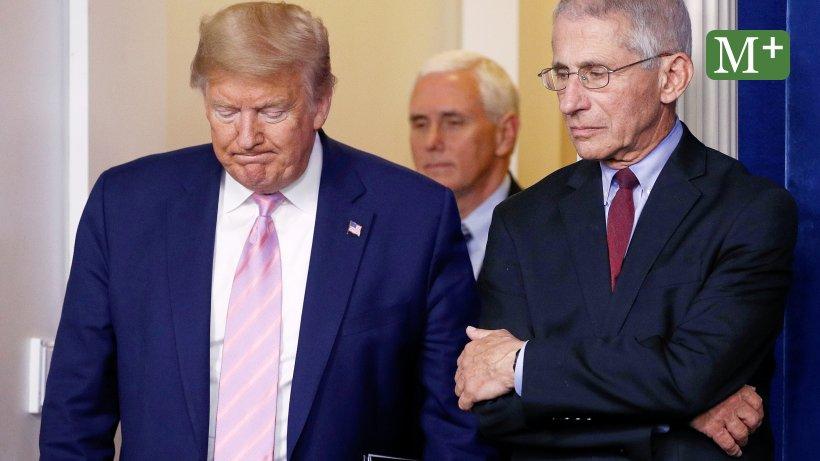 Coronavirus: Donald Trump stimmt USA auf Massensterben wegen Corona ein - und versagt