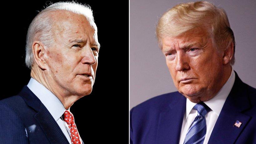 Corona-Missmanagement: Biden ruft Trump zum Rücktritt auf