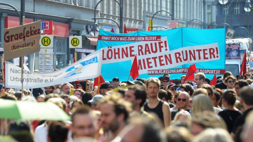 Demo Berlin Aktuell