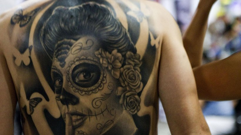 Colombia tattoo convention