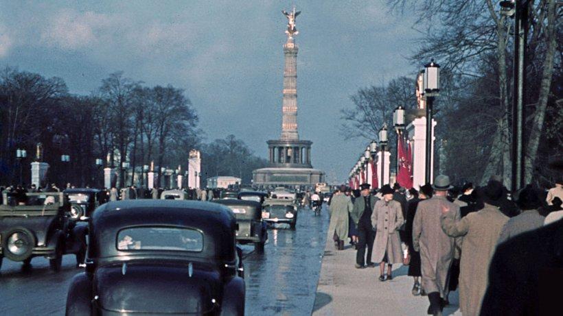 bildband zeigt das berlin der 30er-jahre in farbe