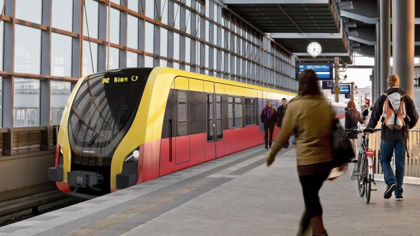 So Sollen Die Neuen S Bahn Z 252 Ge F 252 R Den Ring Aussehen