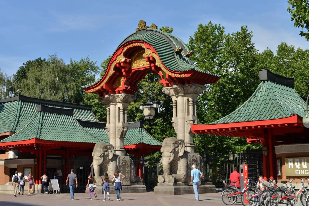 Zoologischer Garten Attraktionen Tickets öffnungszeiten