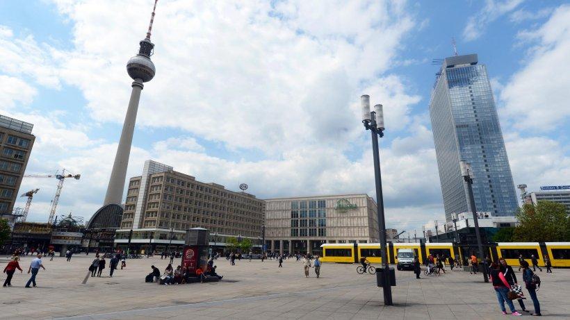 der alexanderplatz ist kein ort f r bungalows berlin aktuell berliner morgenpost. Black Bedroom Furniture Sets. Home Design Ideas
