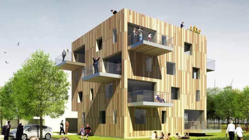 Wie Gebäude aus Holz Berlins Architektur revolutionieren - Berlin ...