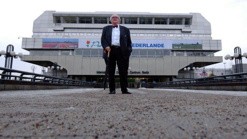 Der mann der das icc baute und sanieren will berlin aktuelle nachrichten berliner - Kastenfenster sanieren berlin ...