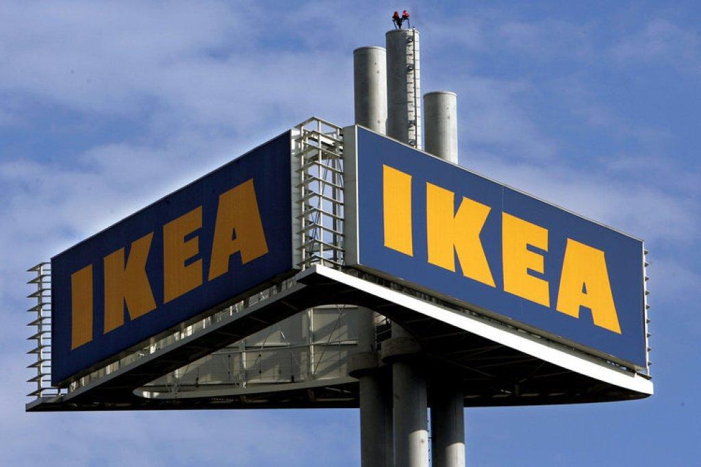 Nett Eingestellt Ikea Bettge Zeitgenössisch - Benutzerdefinierte ...