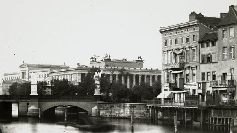 Berlin Museum Montag