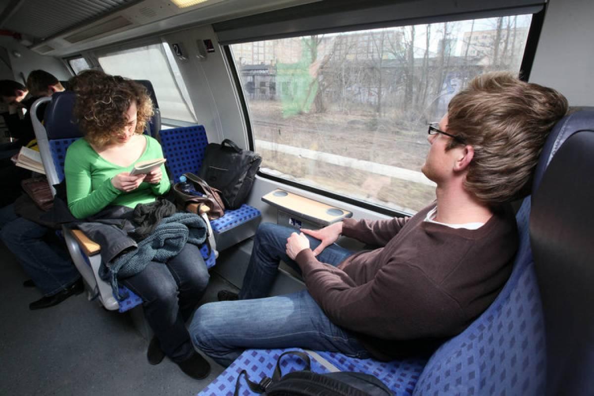 Regionalbahnen Werden Künftig Mit Kameras überwacht Berlin