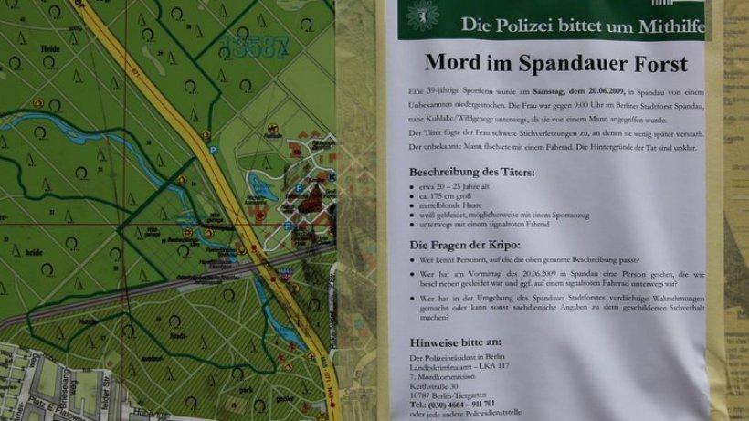 mord im spandauer forst - berlin