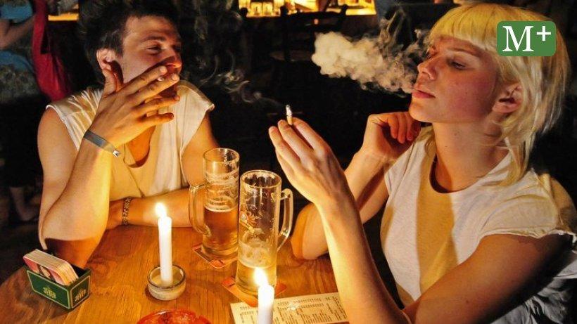 Rauchverbot Berlin
