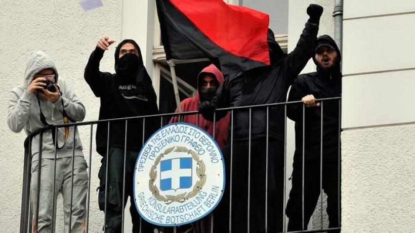 Bildergebnis für Konsulats Besetzung in Berlin