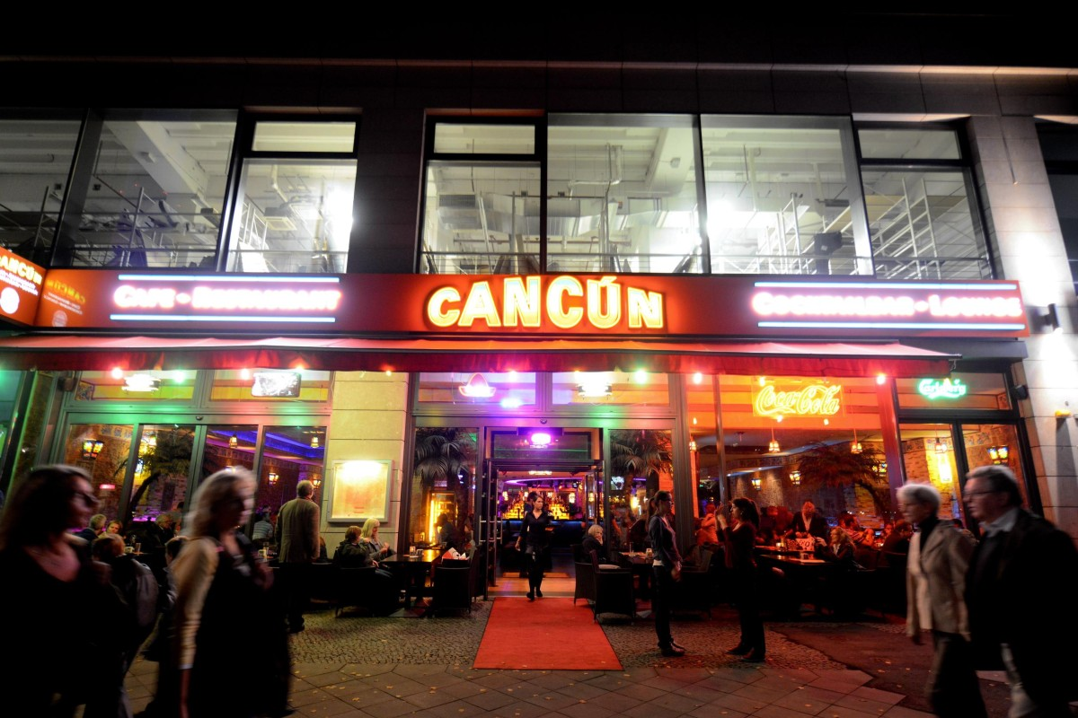 cancun berlin alexanderplatz
