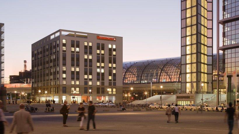 Hotel Am Berliner Hbf