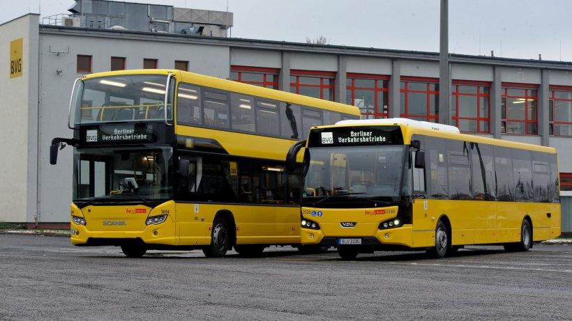 das sind die neuen bvg busse f r berlin berlin aktuelle nachrichten berliner morgenpost. Black Bedroom Furniture Sets. Home Design Ideas