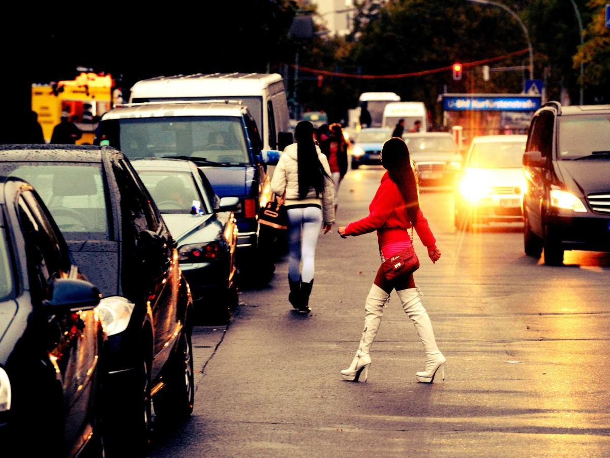Prostitution kurfürstenstraße Pursuit of
