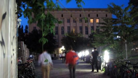 Das Berghain: Mekka für Freunde des gepflegten Technos