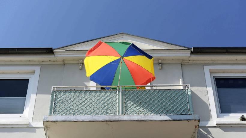 Wohneigentum Mussen Wir Die Balkonbrustungen Anpassen