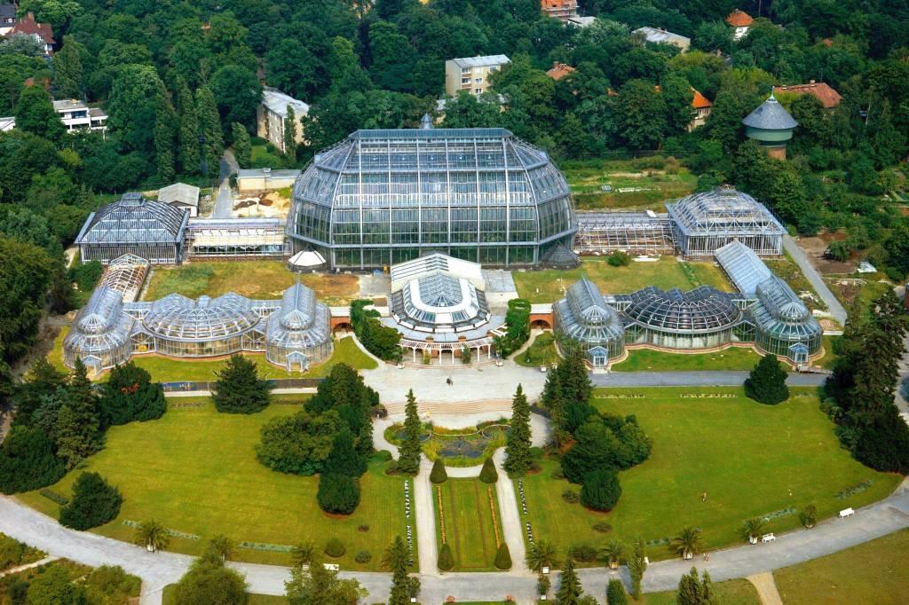 Dinner Set Tuin : Victoriahaus im botanischen garten bleibt geschlossen steglitz