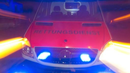 Der 63-jährige Mann kam zur Behandlung in ein Krankenhaus