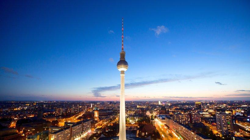 Fernsehturm Berlin Eintrittspreise