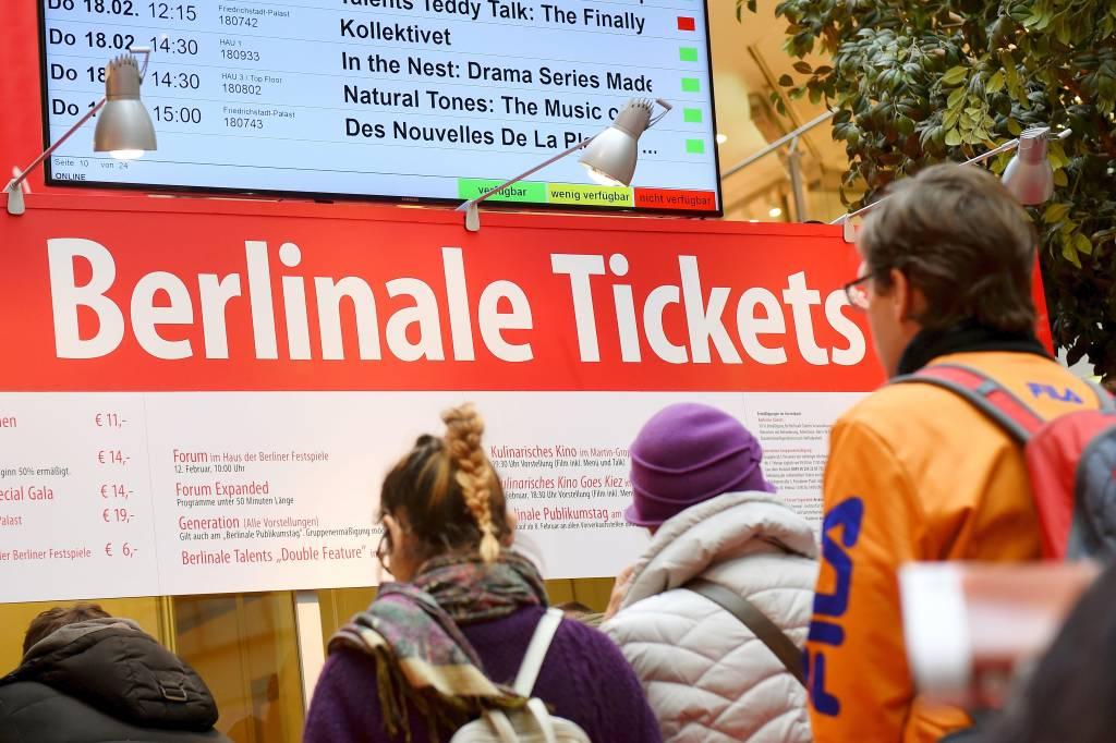 337 000 Verkaufte Karten Zuschauerrekord Bei Berlinale Berlinale