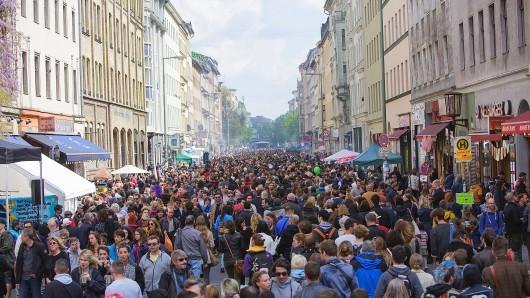 Das Myfest in Kreuzberg soll nach dem Willen der Veranstalter auch in diesem Jahr stattfinden