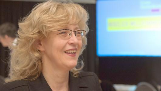 Neue Berliner FDP-Chefin: Sibylle Meister