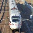 Die Züge der Deutschen Bahn fahren wieder über Köln von Berlin nach Brüssel