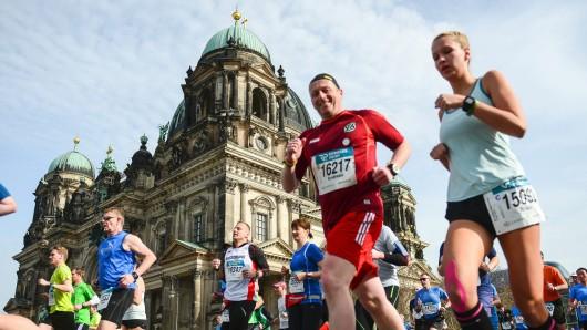32.753 Läufer und Power Walker waren angemeldet. Ins Ziel liefen allerdings nur 23.950 Läufer