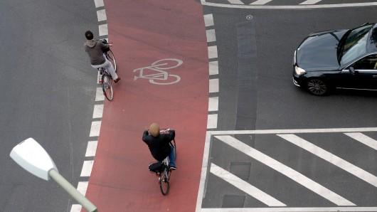 """""""Einfach nur sicher Fahrradfahren"""" – darum geht es der Initiative """"Volksentscheid Fahrrad"""""""