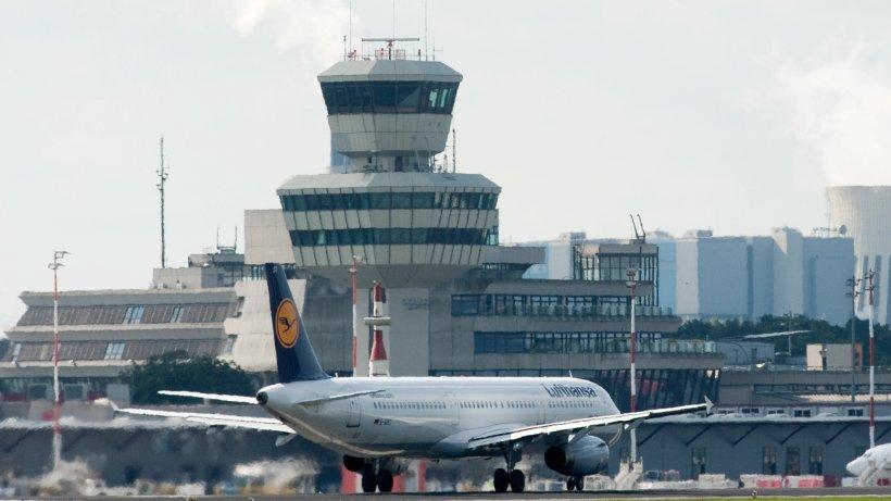 Senat Lehnt Volksbegehren Zum Flughafen Tegel Ab - Berlin - Aktuelle Nachrichten - Berliner ...
