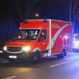 Drei Personen mussten nach dem Brand in ein Krankenhaus gebracht werden