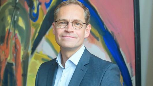 Michael Müller will die SPD in Berlin wieder führen