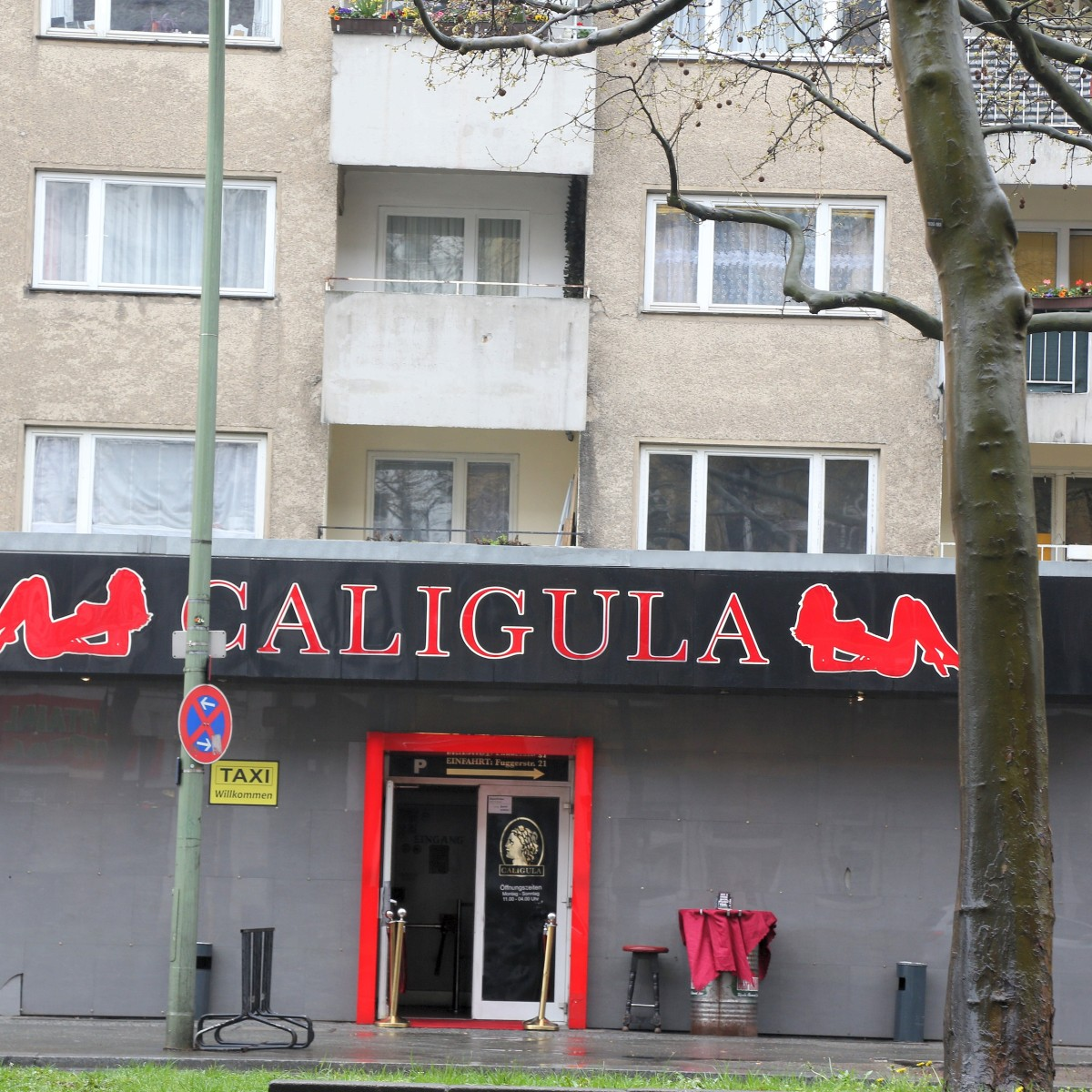 Caligula club berlin