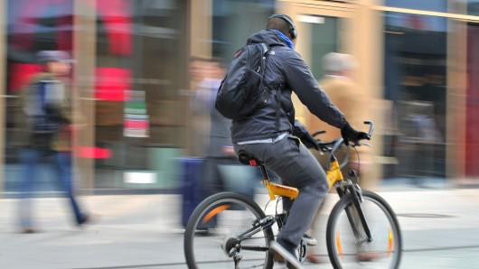 Das Fahrradfahren soll in der Hauptstadt zukünftig sicherer werden