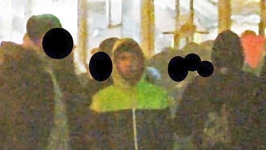 Die Berliner Polizei sucht nach diesem Mann