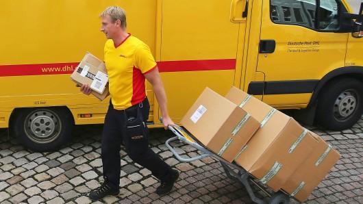 Das Warten auf den DHL-Boten wird für Berliner bald deutlich kürzer