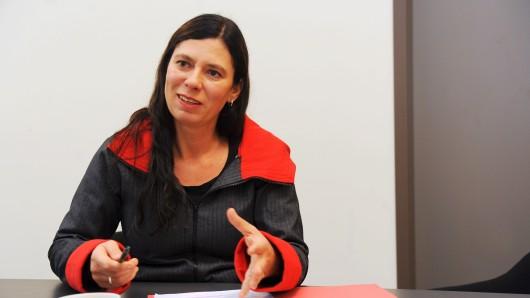 Schulsenatorin Sandra Scheeres (SPD)