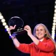 Die norwegische Designerin Edda Gimnes ist die Gewinnerin des Fashion Talent Awards 2016